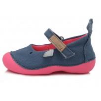 Mėlyni canvas batai 20-24 d. C015240