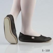 Черные танцы - спортивная обувь (шашки) 25-34.