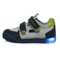 LED Shoes 31-36. 068213BL