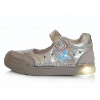 LED Ботинки 31-36. 06851BL