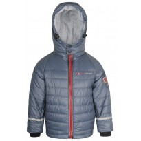 Spring/Autumn Jacket for boy 921-Grey/Blue