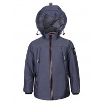 Royal blue spring/Autumn Jacket for boy VENIDISE 8093-2