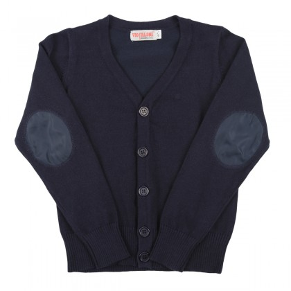 "Tamsiai mėlynas megztinis ""Unisex"""