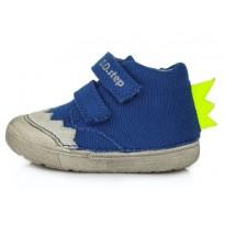 Mėlyni canvas batai 20-25 d. C066937
