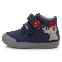 Mėlyni canvas batai 20-25 d. C06662