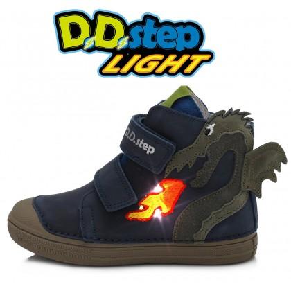 Mėlyni LED batai 25-30 d. 049234M