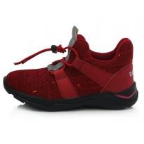 Raudoni sportiniai bateliai 30-35 d. F61657CBL