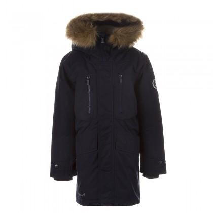 HUPPA rudens / žiemos prailginta striukė-paltas berniukui DAVID