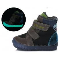 Ботинки с шерстью 20-24. W029782