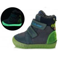 Ботинки с шерстью 20-24. W029782B