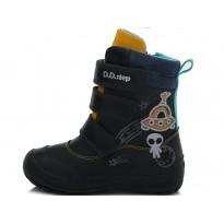 Утепленные ботинки 25-30. 023513AM