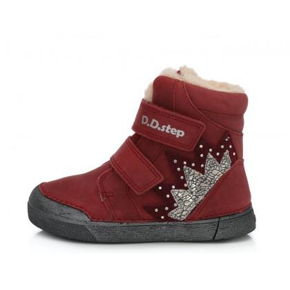 Rožiniai batai su pašiltinimu 25-30 d. 068286M
