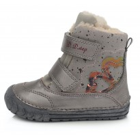 Ботинки с шерстью 20-24. W029932A