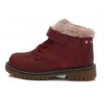 Утепленные ботинки 31-36. 052712B