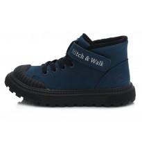 Mėlyni batai su plonu pašiltinimu 31-36 d. 052632A