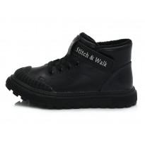 Ботинки с флисовой подкладкой 31-36. 052632B