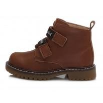 Ботинки с флисовой подкладкой 31-36. 052746