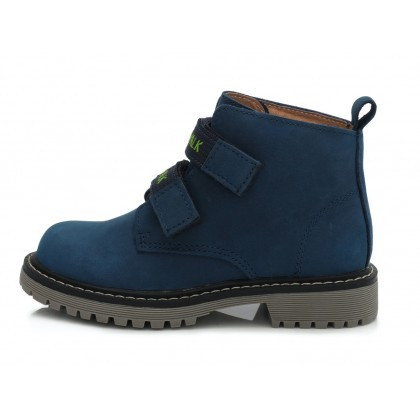 Mėlyni batai su plonu pašiltinimu 31-36 d. 052746AL
