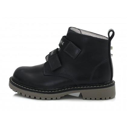 Tamsiai violetiniai batai su plonu pašiltinimu 31-36 d. 052746BL
