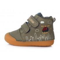 Утепленные ботинки 20-25 d. 066806A