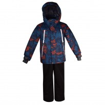 KALBORN winter overall K1119A/752_blue