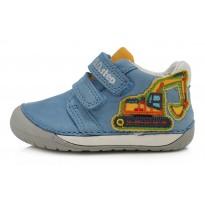 Barefoot šviesiai mėlyni batai 20-25 d. 070-506B