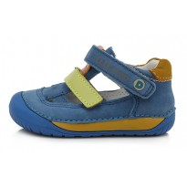 Barefoot mėlyni batai 20-25 d. 070698