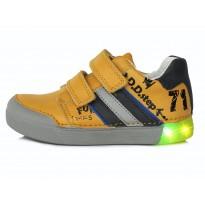 Geltoni LED batai 25-30 d. 06852AM