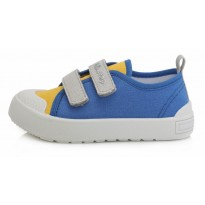 Mėlyni canvas batai 23-25 d. CSB147B
