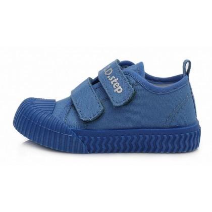 Mėlyni canvas batai 23-25 d. CSB145