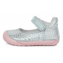 Barefoot šviesiai mėlyni batai 20-25 d. 070980
