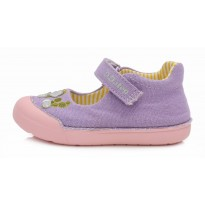 Violetiniai canvas batai 20-25 d. C066259A