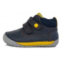 Barefoot tamsiai mėlyni batai 20-25 d. 070520