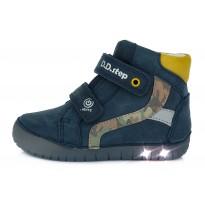 Mėlyni LED batai 25-30 d. 050944M