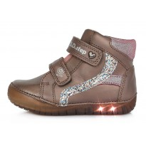 LED Ботинки 31-36. 050944EL