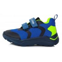 Mėlyni sportiniai batai 24-29 d. F61348AM
