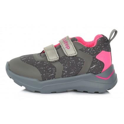 Pilki sportiniai batai 30-35 d. F61348BL