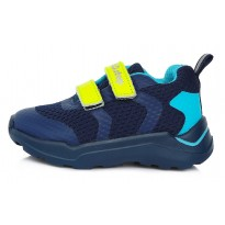 Mėlyni sportiniai batai 24-29 d. F61348M