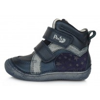 Tamsiai mėlyni batai 24-29 d. DA031867A