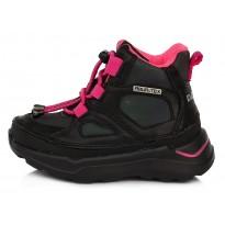 Waterproof shoes 30-35. F61591BL