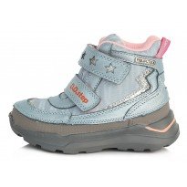 Šviesiai mėlyni batai 24-29 d. F61779BM