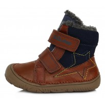 Barefoot shoes with wool up 20-25. W073688-WOOL