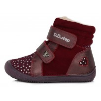 Barefoot shoes with wool up 25-30. W063829M-WOOL