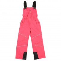 Rožinės Kalborn kombinezoninės kelnės 110-134 cm
