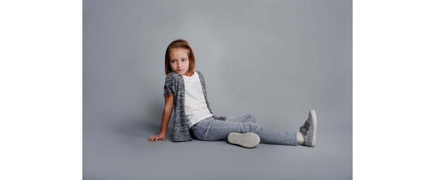 D.D.Step shoes for girls