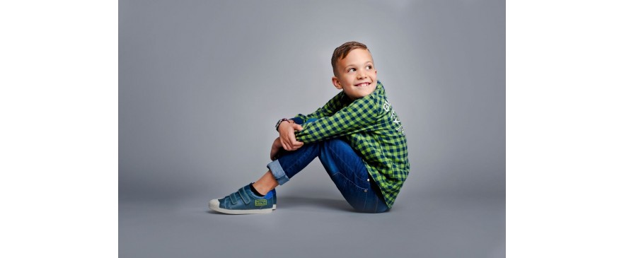 D.D.Step shoes for boys